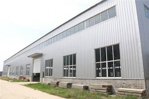 彩钢厂房案例