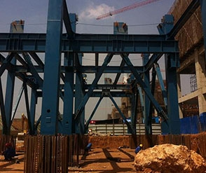 邢台钢结构工厂项目