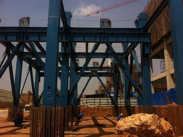 钢结构加工价格