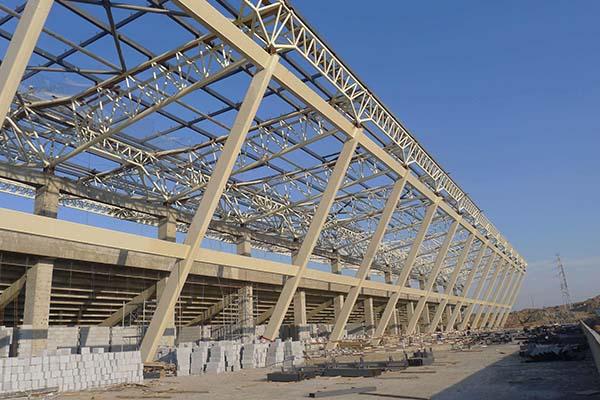 钢结构加固建筑