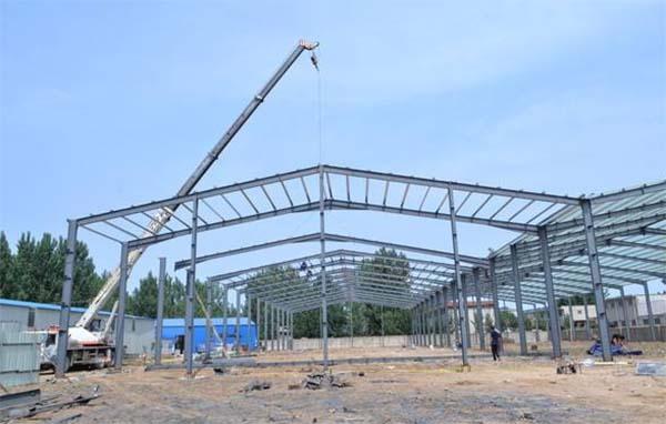 石家庄钢结构加工厂加工费用